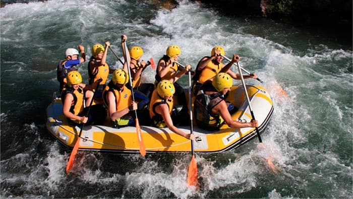 Rafting-in-segura